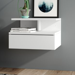 Floating Bedside Drawer | Wayfair.co.uk