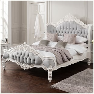 French Style Beds | Available Online Now From Homesdirect365