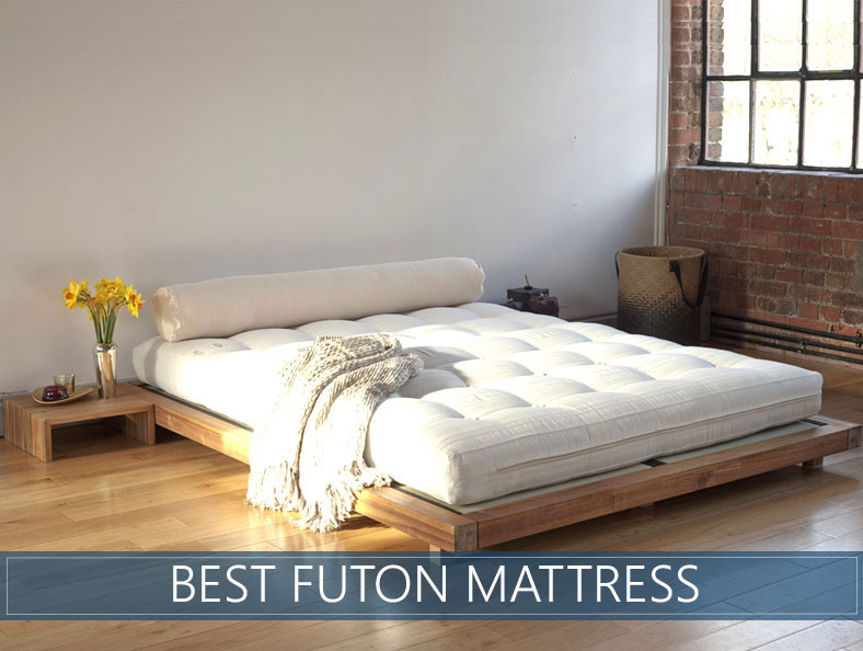 Our 5 Best Futon Mattresses Reviewed In 2019 - The Most Comfortable!