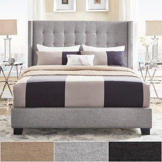 Buy Grey Beds Online at Overstock.com | Our Best Bedroom Furniture Deals