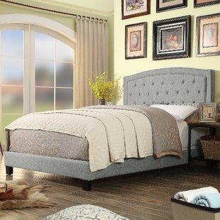 Gray Beds You'll Love | Wayfair
