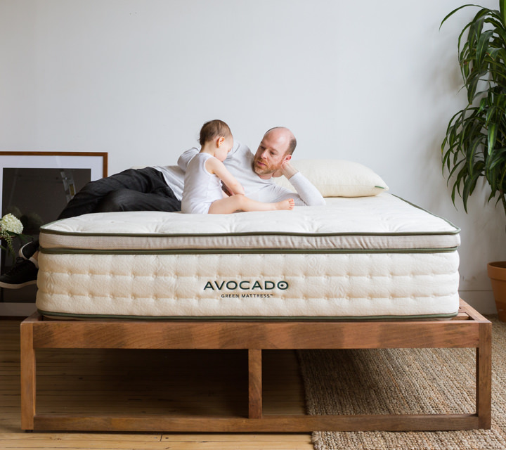 Natural Mattress | Green Beds | Avocado Green Mattress®