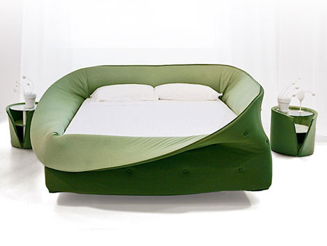 Cool Beds u2013 Col Letto Wrapping Bed by Lago
