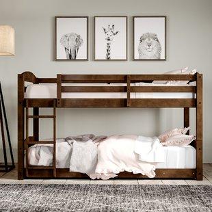Low Height Bunk Bed | Wayfair