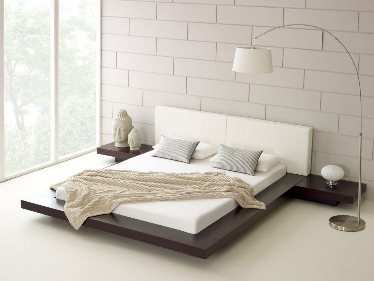 IKEA low height bed | Bedroom | Bedroom, Modern bedroom