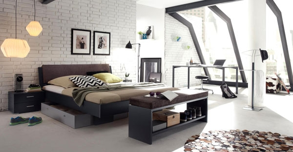 Hasena Beds, Swiss Made Modern Contmporary Bed Stockists UK