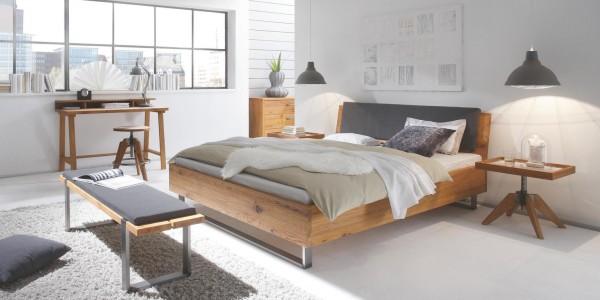 Hasena Oak-Wild Indus Sion Cadro 23 Bed | futuremattress.co.uk