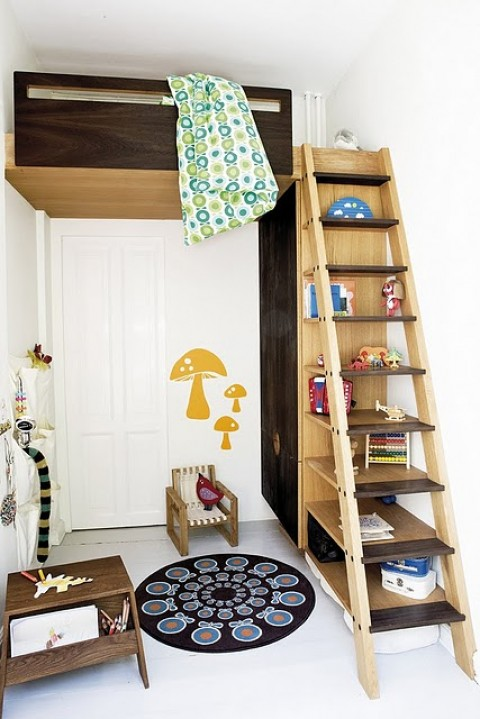 25 AMAZING Loft Decorating Ideas | Bedroom, Playroom, for Kids, for