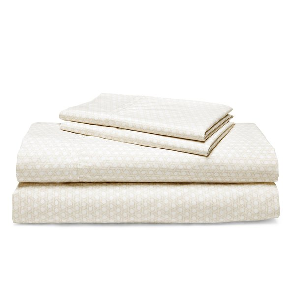 Lauren Ralph Lauren Lakeview Lattice 200 Thread Count 100% Cotton