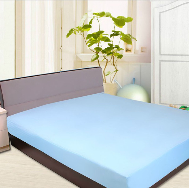 120*200cm Waterproof Mattress Protector Cover Freeshipping-in