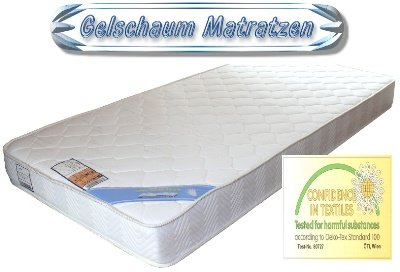 Cheap 7 Zones 120 x 200 Gelmatratze Gel Foam Mattress - Cheap