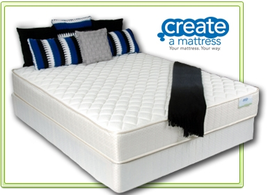 European King | 180x200cm | Firm Traditional Coil Mattress Set with