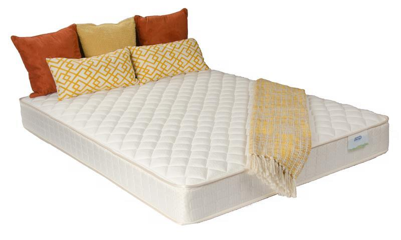 European King | 180x200cm | Firm Traditional Mattress with Memory