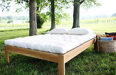 Learn more about our latex-free mattresses and bedding
