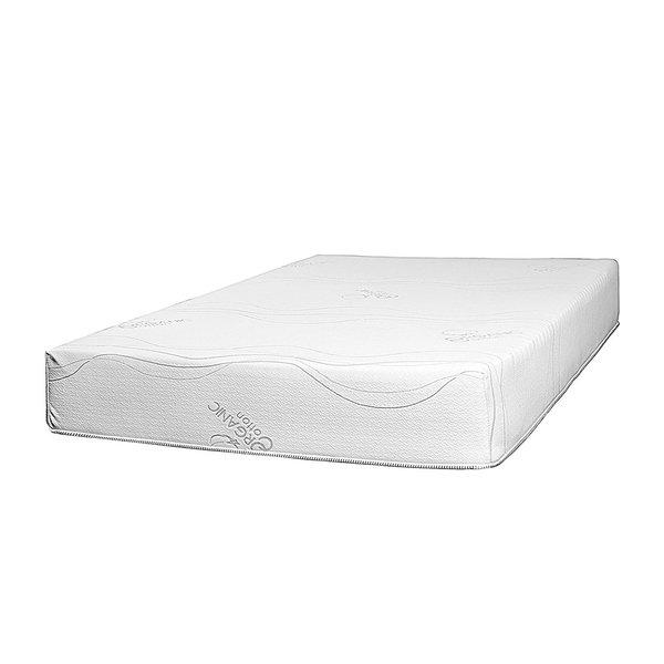 Fortnight Bedding 8-inch Full-size Latex Foam Mattress