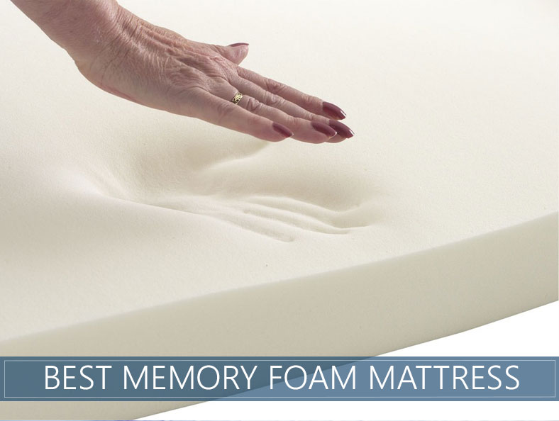 9 BEST Memory Foam Mattresses in 2019 - Our Reviews & Ratings