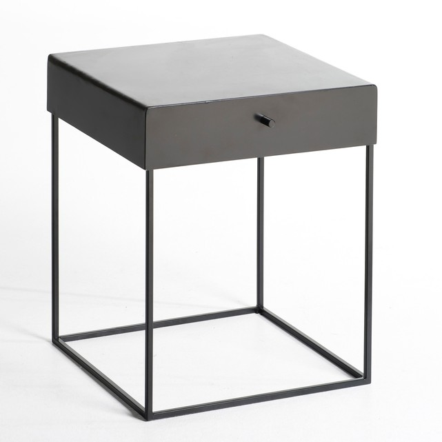 Hypnos metal bedside table Am.Pm. | La Redoute