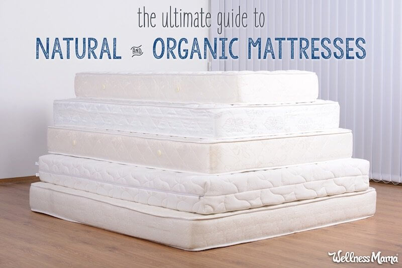 How to Choose an Organic Mattress (+ My Top Mattress Reviews)