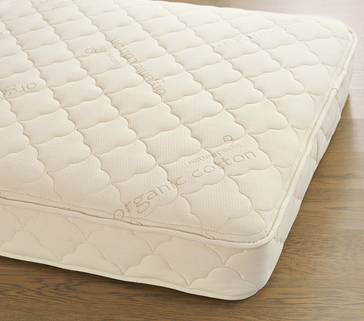Naturepedic® Organic Mattress | Pottery Barn Kids