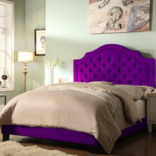 Purple Beds You'll Love | Wayfair
