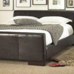 Real leather beds