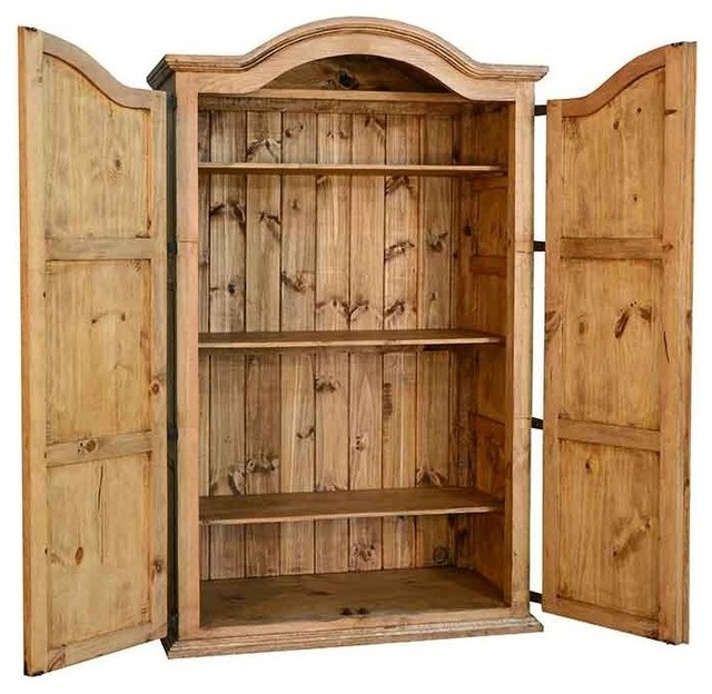 Rustic Wardrobe Armoire - Rustic - Armoires And Wardrobes - by san