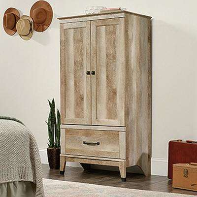 Rustic - Armoire - Armoires & Wardrobes - Bedroom Furniture - The