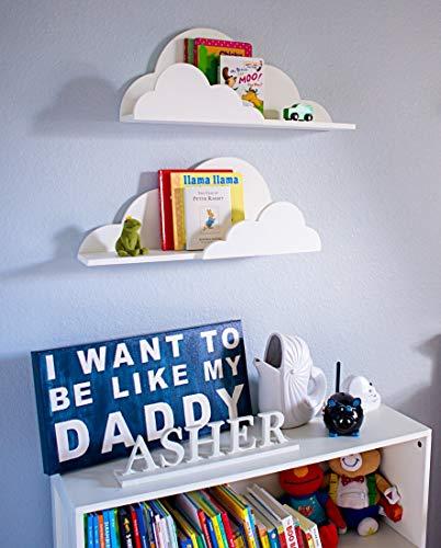 Amazon.com: Cloud Shelf for Kids Room Baby Nursery Wall Decor