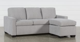 Mackenzie Silverpine Queen Plus Sofa Sleeper W/ Storage Chaise