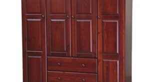Buy Wood Armoires & Wardrobe Closets Online at Overstock.com | Our