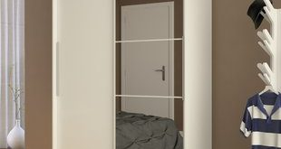 Mirrored Wardrobes You'll Love | Wayfair.co.uk