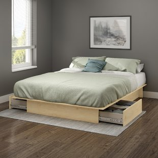 Wooden Beds You'll Love | Wayfair