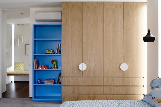13 cute wardrobe designs for your kids bedroom | Recommend.my LIVING