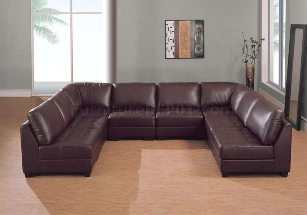 Gorgeous 8 Piece Sectional Sofas