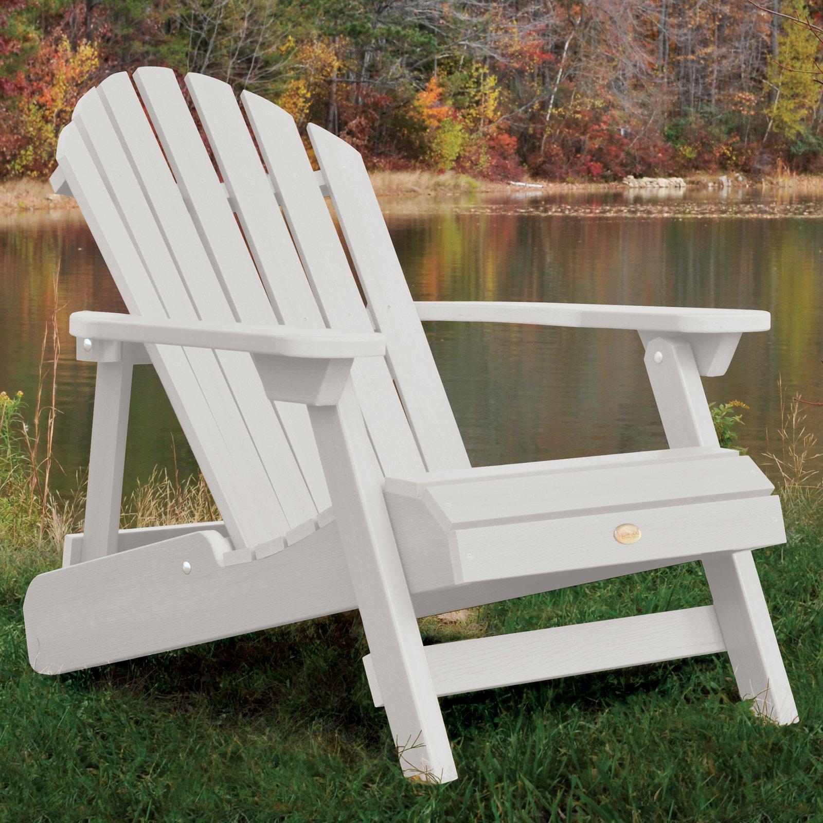 Highwood® Hamilton Folding & Reclining Adirondack Chair -  Traveller Location