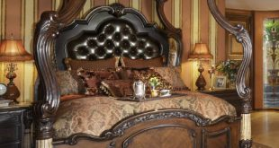 Bedroom Furniture Traditional Bed Sets