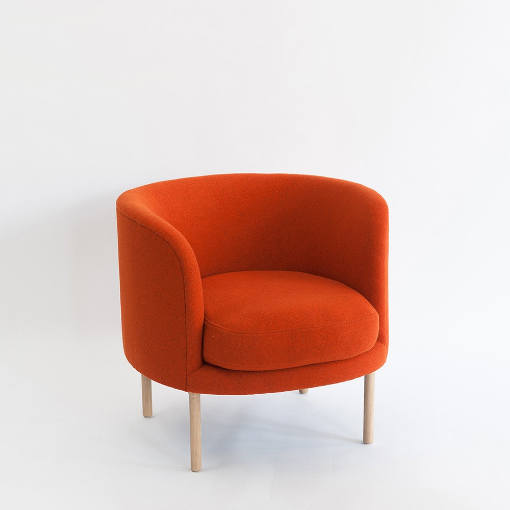 Continuous Armchair Continuous Armchair