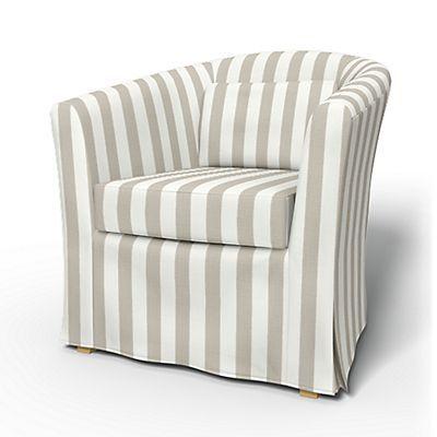 Tullsta Armchair cover - Armchair Covers | Bemz