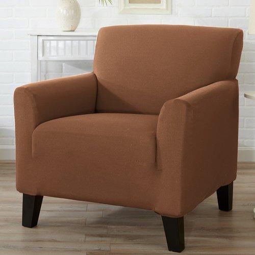 Red Barrel Studio Box Cushion Armchair Slipcover - Walmart.com