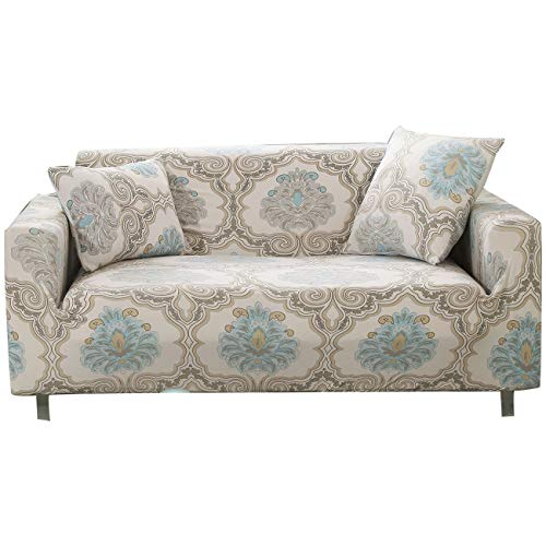 FORCHEER Armchair Sofa Slipcover Polyester Spandex Fabric Couch Covers Sofa  Furniture Protector (Chair, Pattern
