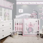 Baby Girl Crib Bedding Set