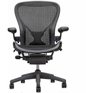 Back Support in Office Chairs
