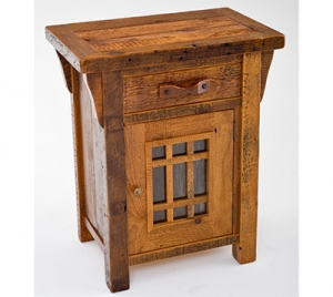 Barnwood End Tables & Nightstands