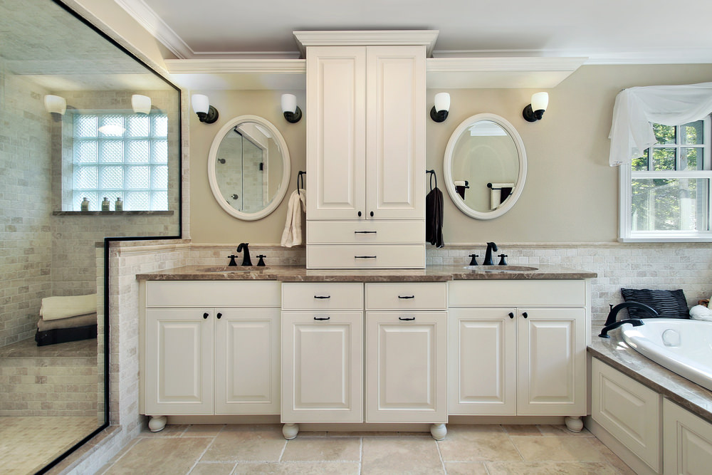 17 Most Popular Types of Bathroom Cabinets
