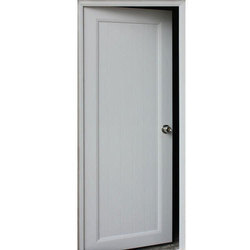 UPVC Hinged Bathroom Doors, Door Height - 7 Feet