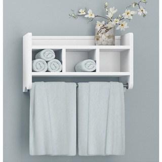 Buy Bathroom Organization & Shelving Online at Overstock | Our Best Bathroom  Furniture Deals