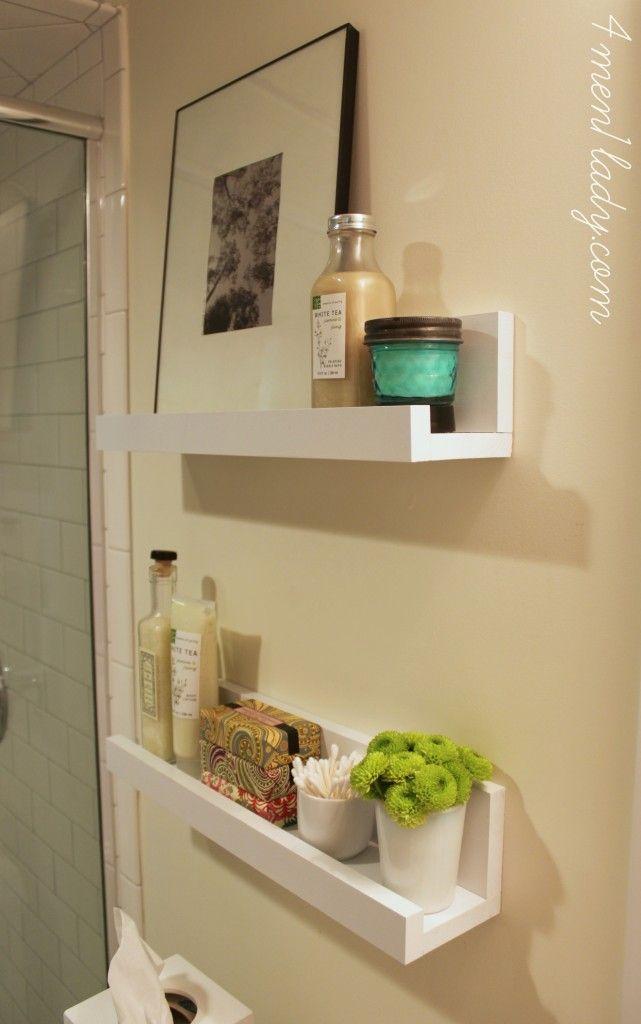 bathroom-white-photo-ledge-shelves