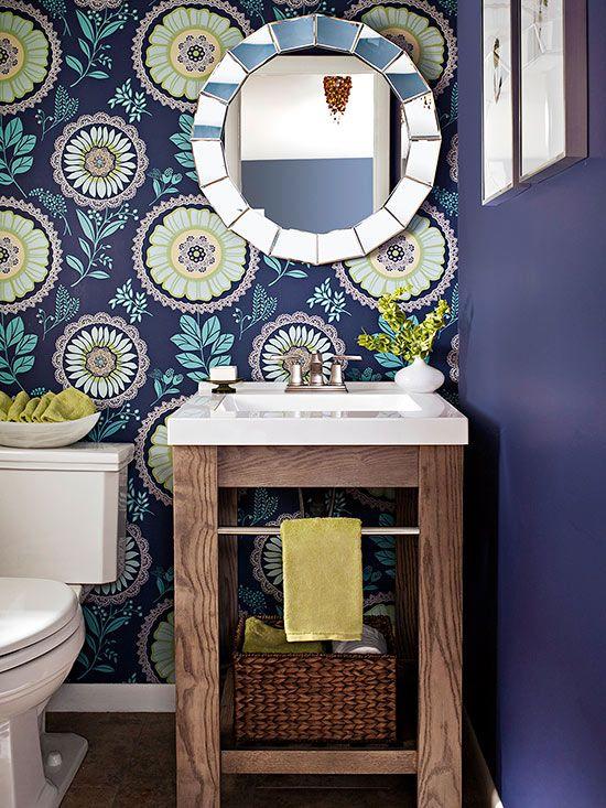 Small Bathroom Vanity Ideas | Beautiful Bathrooms | Small bathroom
