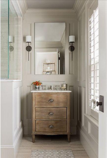 Cheap Bathroom Vanities Ideas | tiffani & dan : whole house remodel