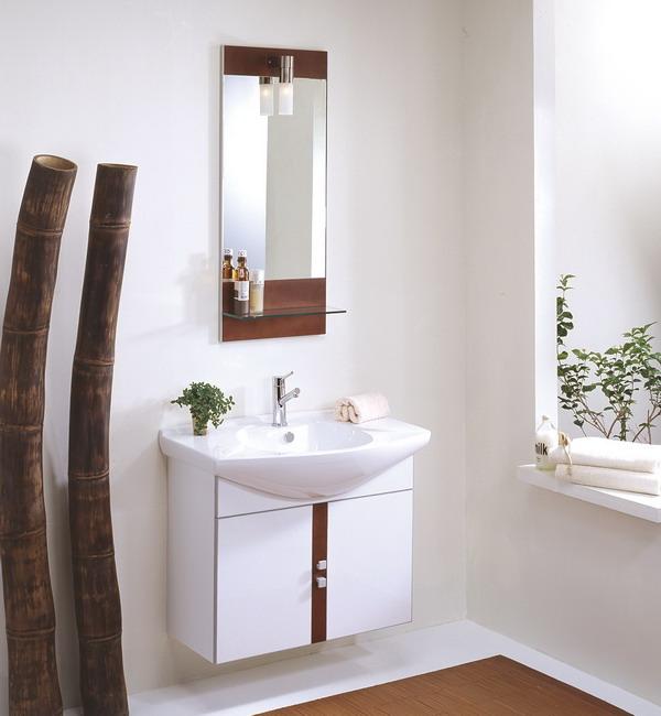 Contemporary Small Bathroom Vanities | Tuckr Box Decors : Nice Small